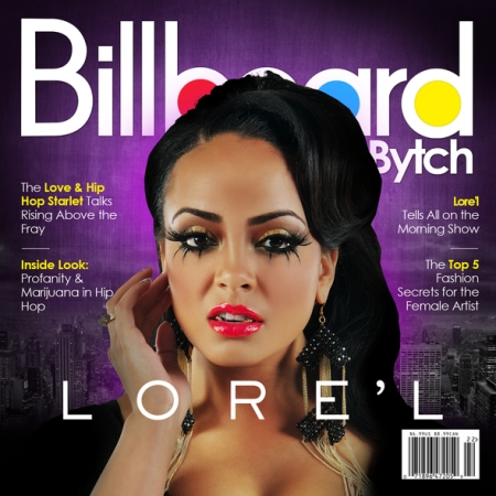 Lore'l Billboard Bytch (a)