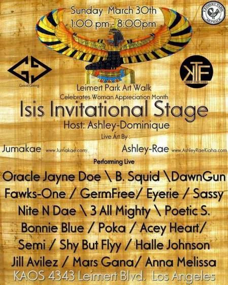 event all female1LA