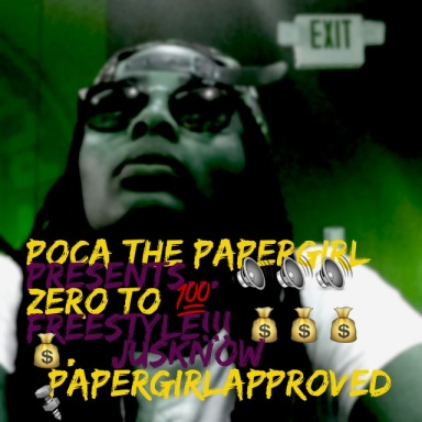 papergirl freestyle