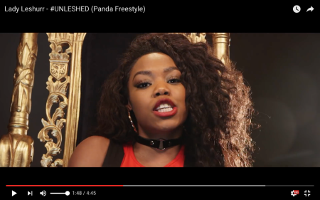 LadyLeshurr #Unleshed