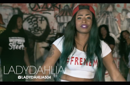Lady Dahlia Female Cypher 5