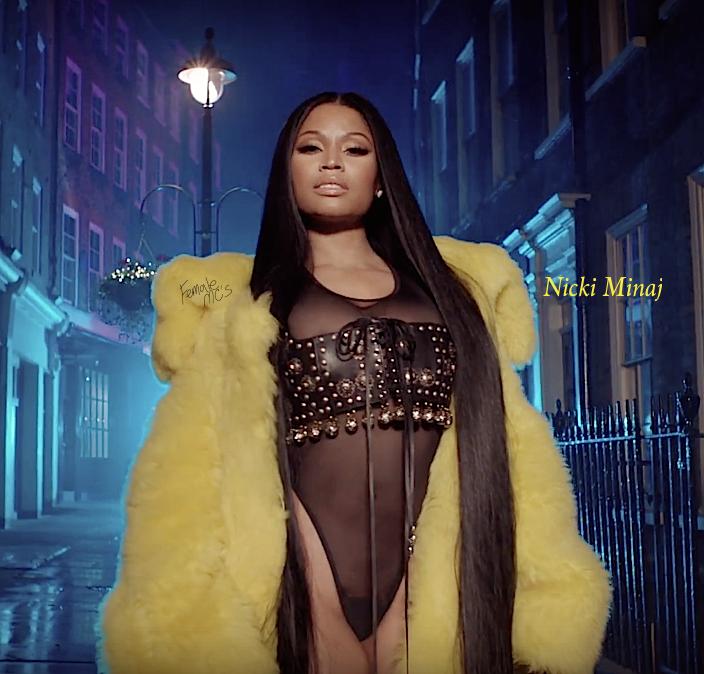 DOWNLOAD MP3: Nicki Minaj – Chun-Li New Song