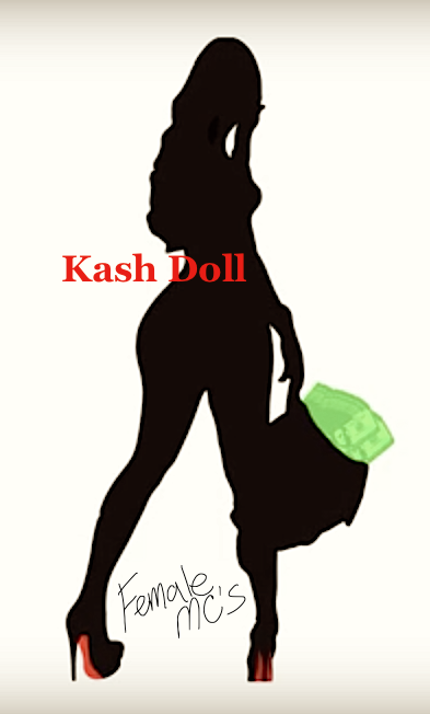 """Kash Doll """"From The Back"""" and """"For Everybody """" 